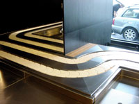 kaiten sushi conveyor, transporter, slider, fully-featured classic kaiten